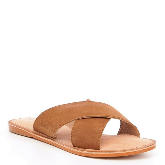 Ariat Ava Banded Slide-On Sandals wh8SOf